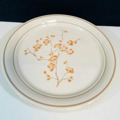 Sale! ?; ? & Corelle China Blossom Dinner Plates Set of 5 - Beckalar