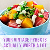 Your Vintage Pyrex Is Actually Worth A Lot