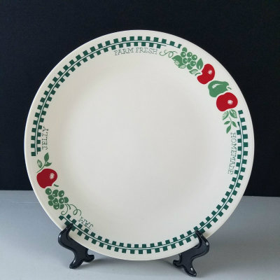 ... Farm Fresh Dinner Plates Set of 4. ?; ? & Corelle Farm Fresh Dinner Plates Set of 4 - Beckalar