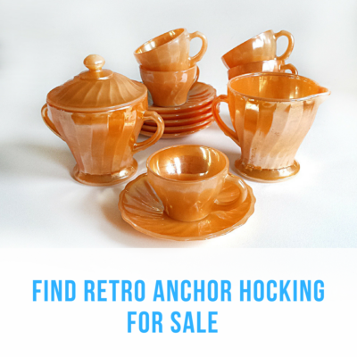 Find Retro Anchor Hocking for Sale