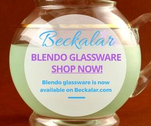Blendo West Virginia Glassware